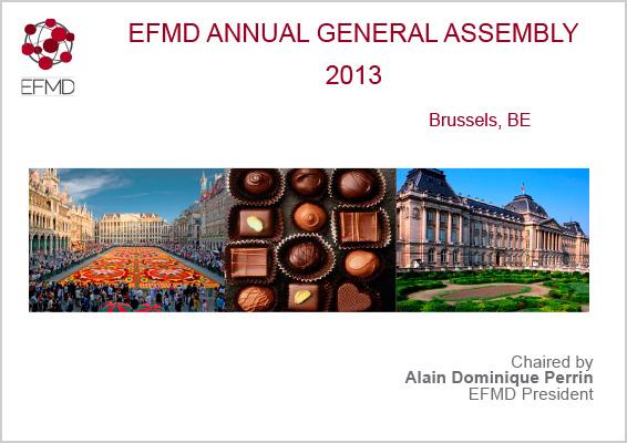 EFMD-AGM2013