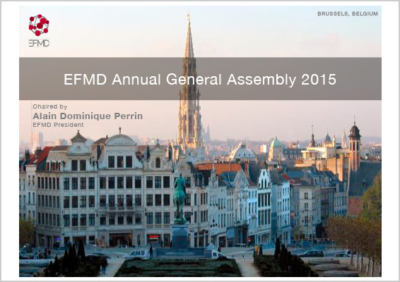 EFMD-AGM2015