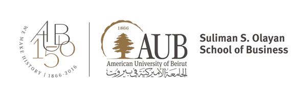 AUB Suliman logo